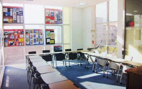 3층 전자도서관내 국어교육실
